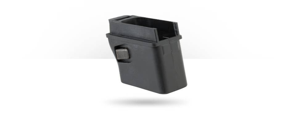 Interchangeable Magazine Adaptor For Use w/ Standard Glock® Magazines