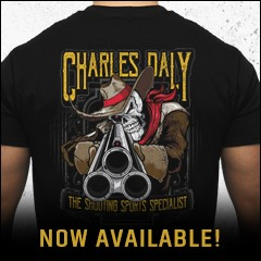 Charles Daly Triple T-Shirt
