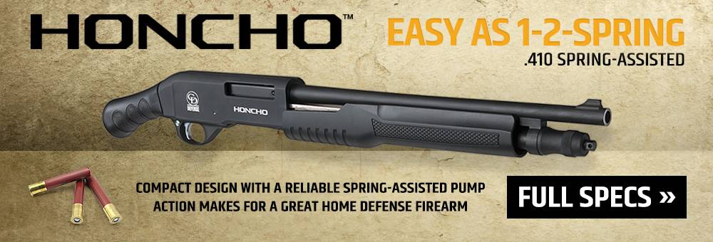 Honcho 410 Spring-Assist