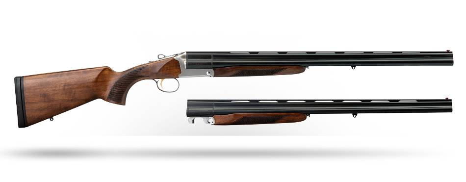 Triple Crown 3 Barrel Shotgun (2 Barrel Set) .410-28GA/26