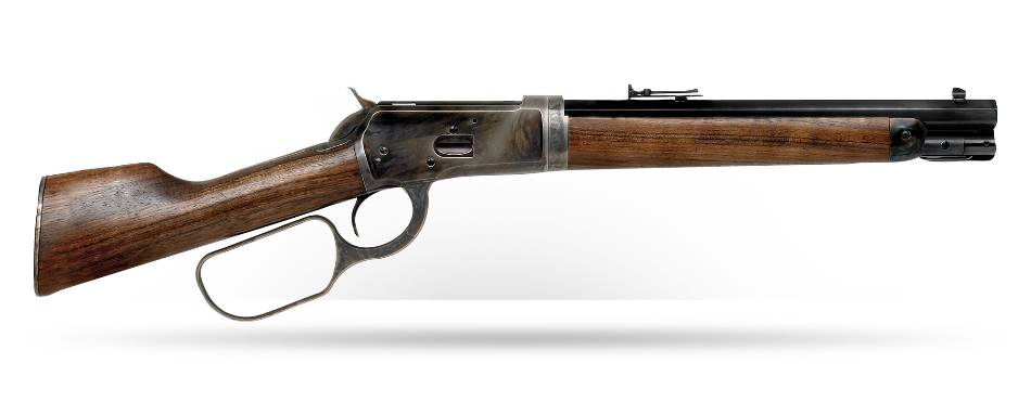 1892 Lever-Action Mare's Leg Takedown Carbine (Color Case) 45LC/12
