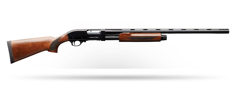 301 Pump-Action Shotgun 12GA/28