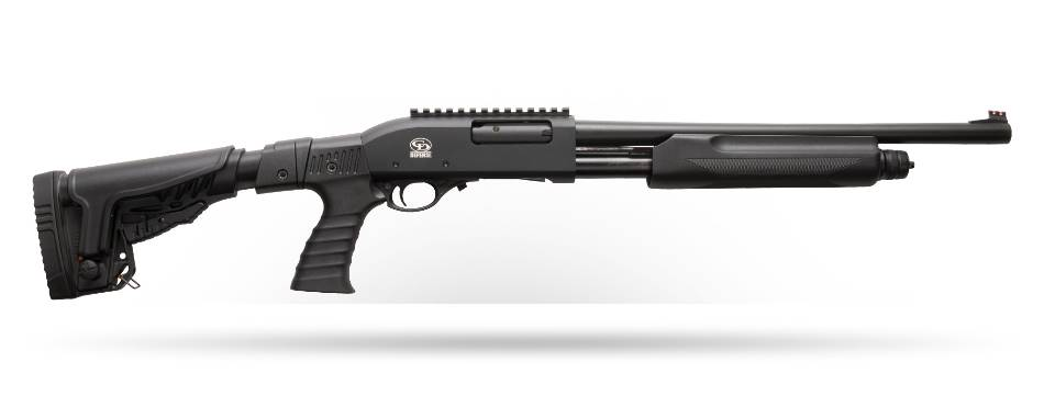 301 Pump-Action Tactical Shotgun (Synthetic) 12GA/18.5