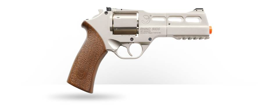 Rhino Revolver 50DS (Nickel) Airsoft 6mm
