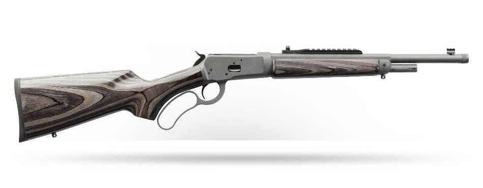 1892 Lever-Action Take Down Wildlands Rifle (Dark Gray) 44MAG/16.5