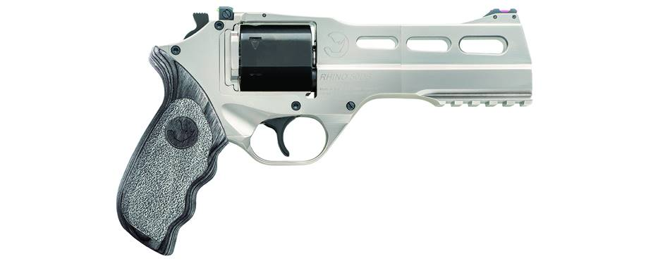Rhino Revolver 50DS Limited Edition (White/Black) 4.5BB