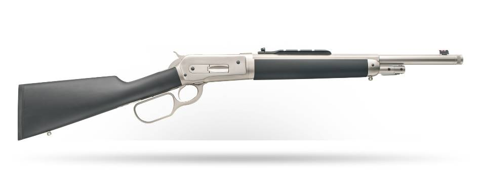 1886 Ridge Runner Take Down Rifle (Matte Chrome) 45-70/18.5