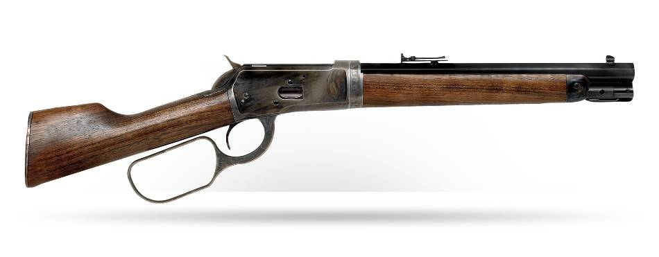 1892 Lever-Action Mare's Leg Takedown Carbine (Color Case) 44RM/12
