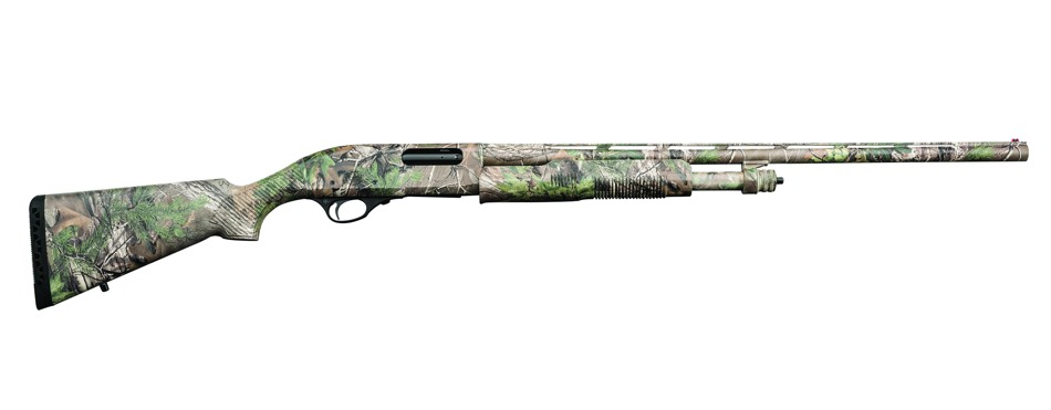300 Pump-Action Field Shotgun (Realtree) 20GA/26