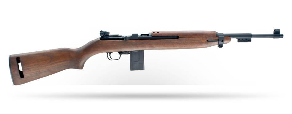 M1-22 Carbine Wood (Blued) 22LR/18