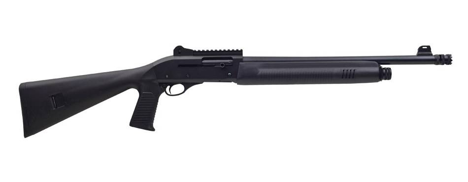 600T Semi-Auto Tactical Shotgun (Synthetic) 12GA/18.5