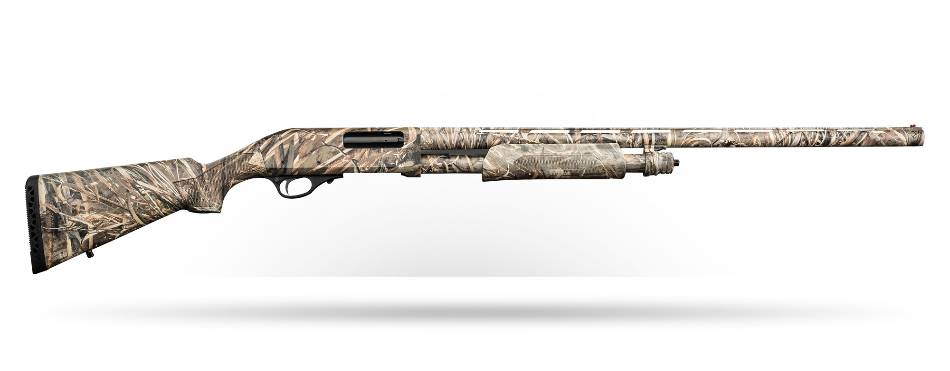335 Pump-Action Shotgun (Realtree) 12GA/28